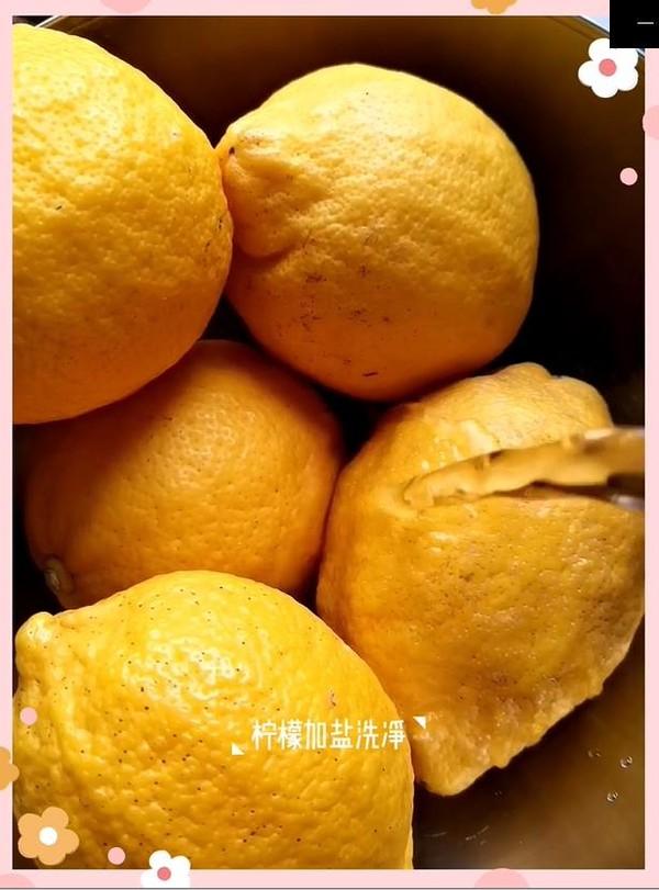 自制干柠檬皮的做法大全