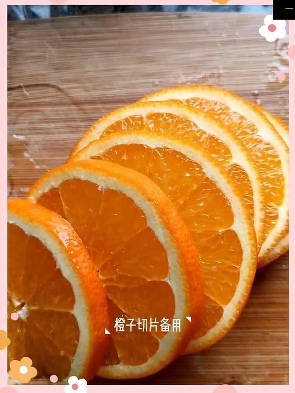 柠檬鲜橙茶的简单做法