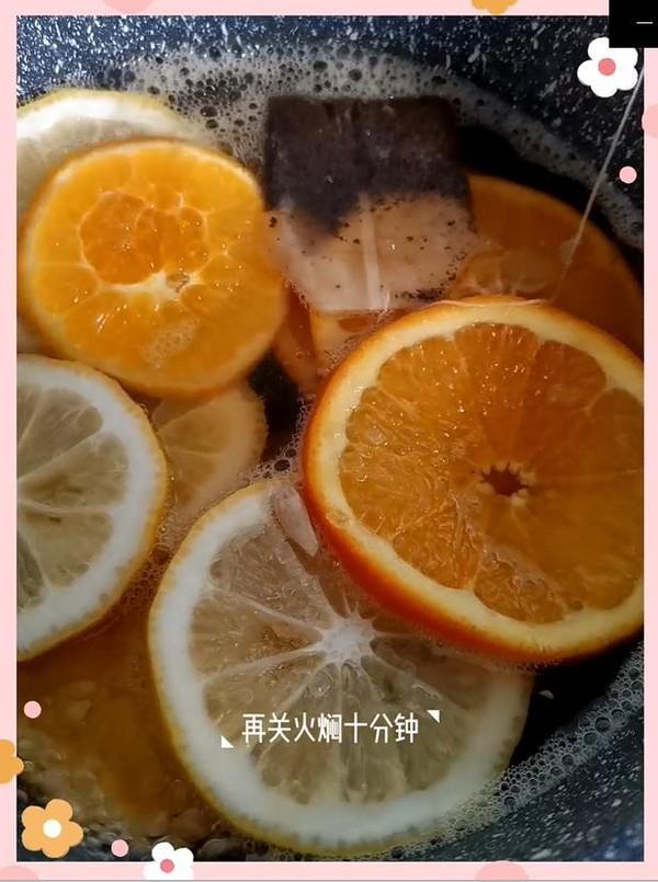 柠檬鲜橙茶怎么炖