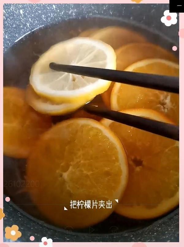 柠檬鲜橙茶怎么煸