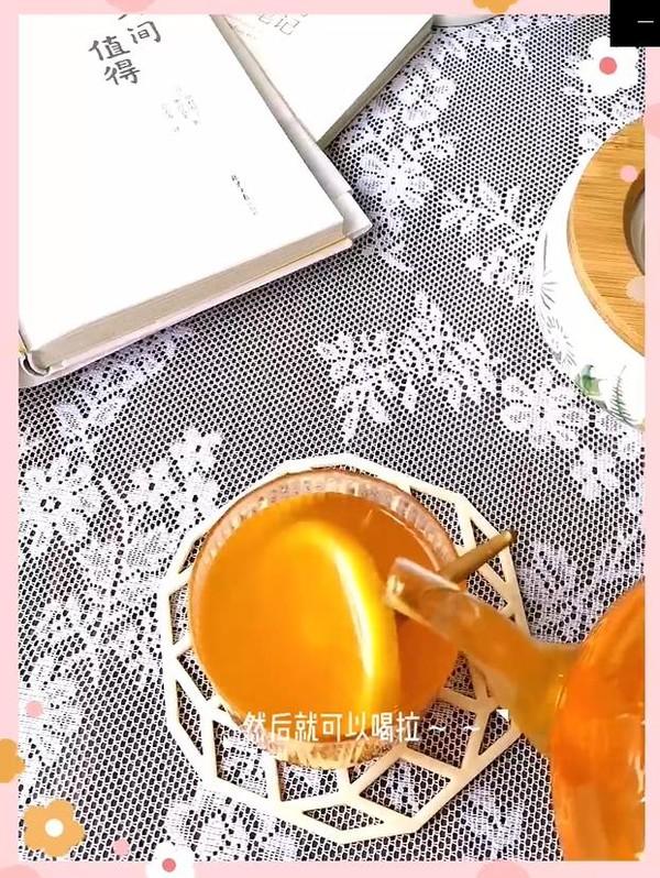 柠檬鲜橙茶怎样做