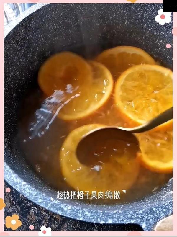 柠檬鲜橙茶怎样煸