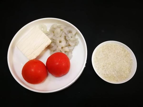 茄汁虾仁豆腐焖饭的做法大全