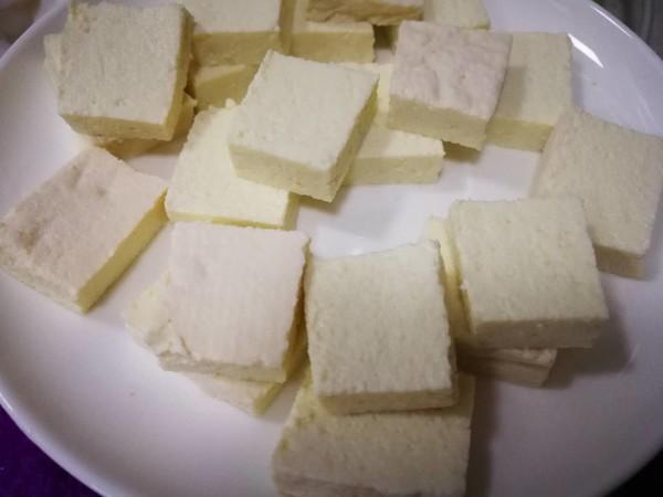 茄汁虾仁豆腐焖饭的家常做法