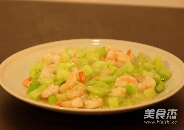 清炒虾仁怎么煮