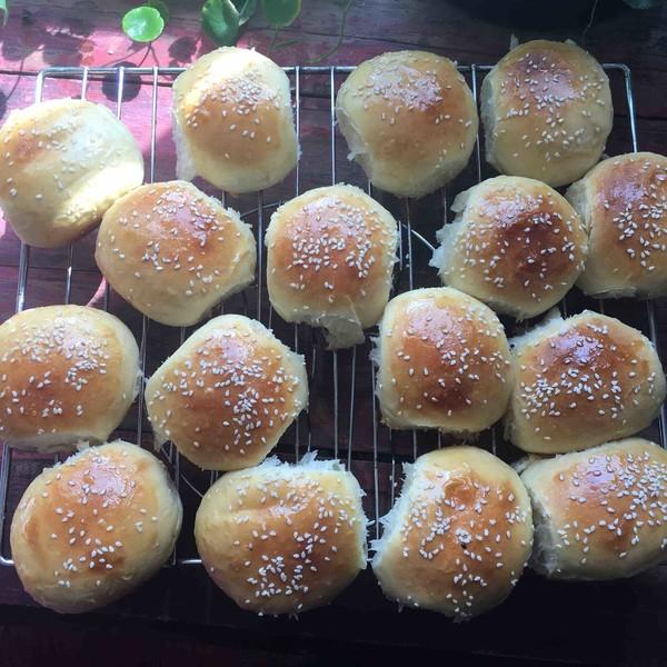 蜂蜜脆底小面包怎么做