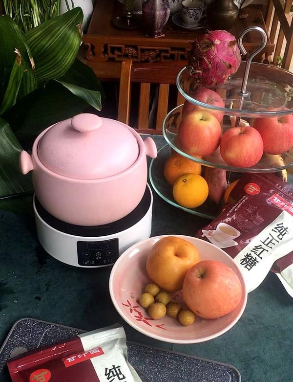 红糖水果茶的做法大全