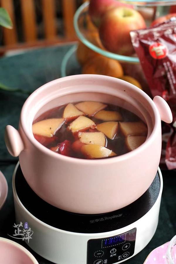 红糖水果茶怎么炒