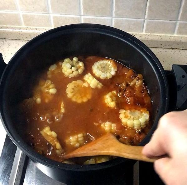 番茄牛腩锅怎么煸