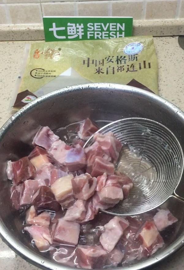 番茄牛腩锅的做法大全