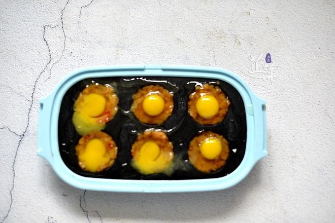 鹌鹑蛋鸡肉球的家常做法