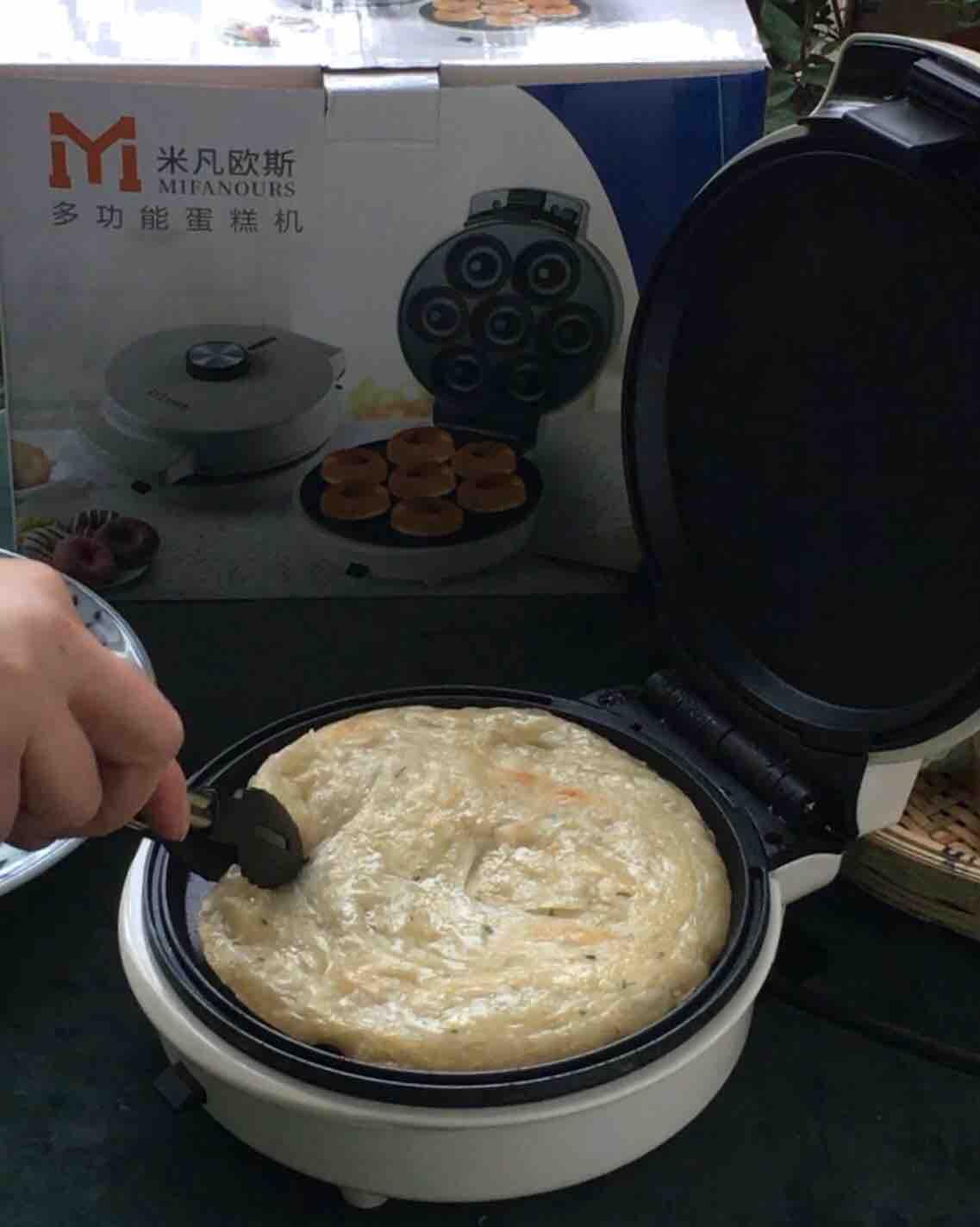 奥尔良鸡肉卷饼的步骤