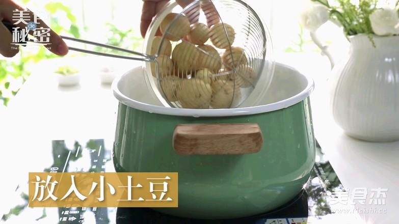 香煎小土豆的家常做法