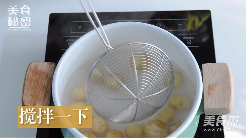 香煎小土豆怎么吃