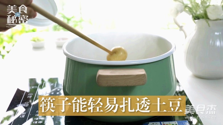 香煎小土豆怎么炒