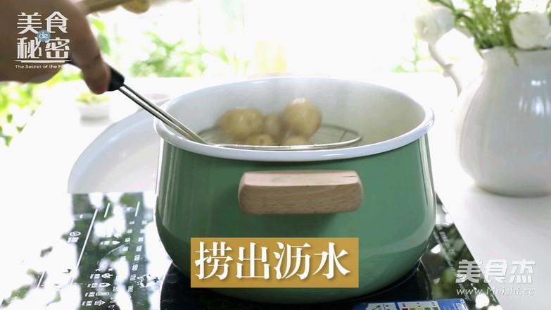 香煎小土豆怎么煮