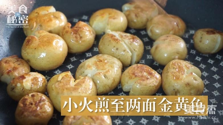香煎小土豆怎样煸
