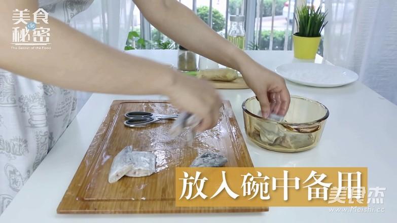 香煎带鱼怎么做