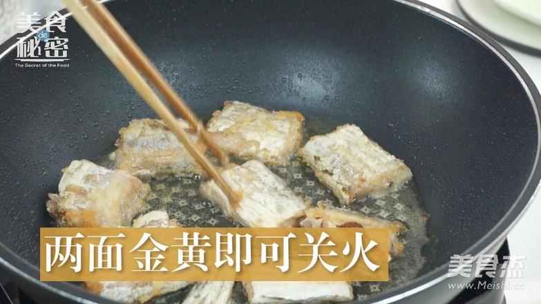 香煎带鱼的做法大全