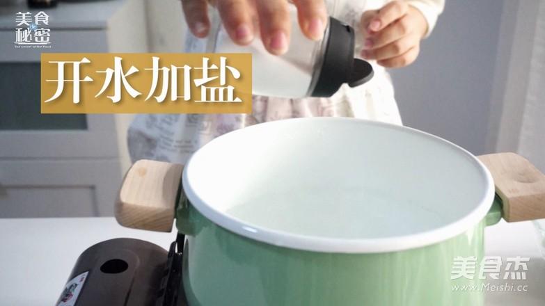 蒜香西兰花的简单做法