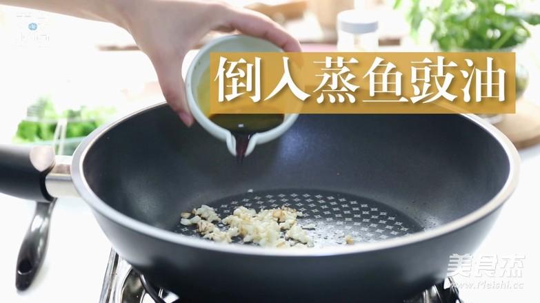 蒜香西兰花怎样炒