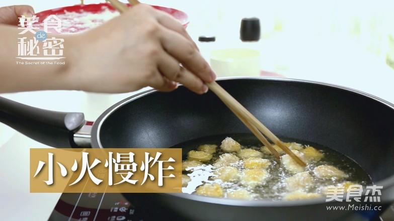 劲爆鸡米花怎样煮