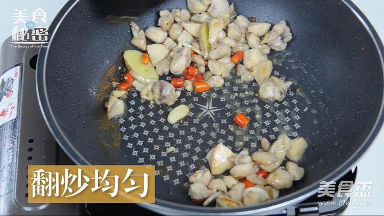 川香辣子鸡怎样煸