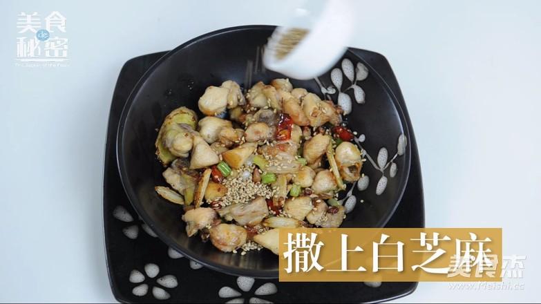 川香辣子鸡怎样炒