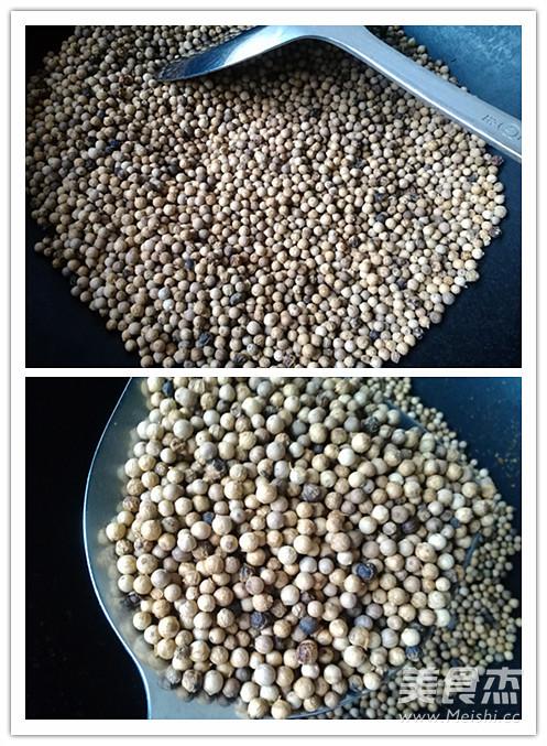 自制胡椒粉的做法大全