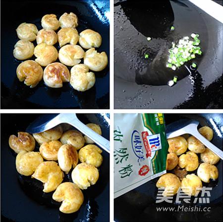 橄榄油香煎小土豆的做法图解