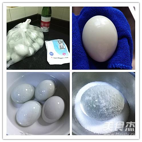 自制咸鸭蛋的做法大全
