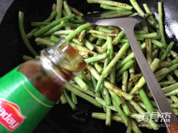 红烧豇豆怎么吃