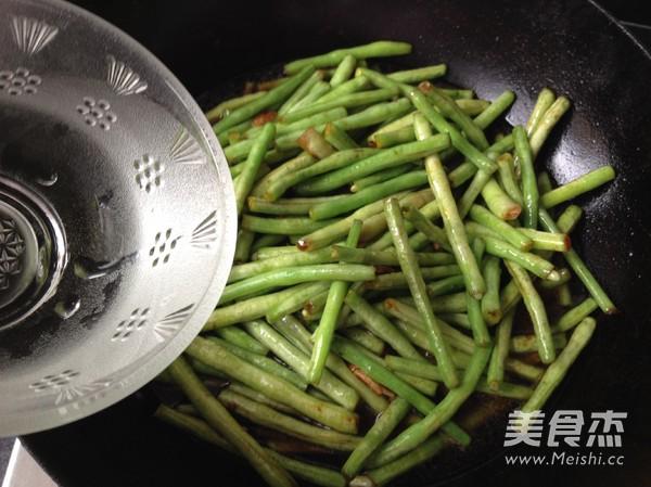 红烧豇豆怎么炒