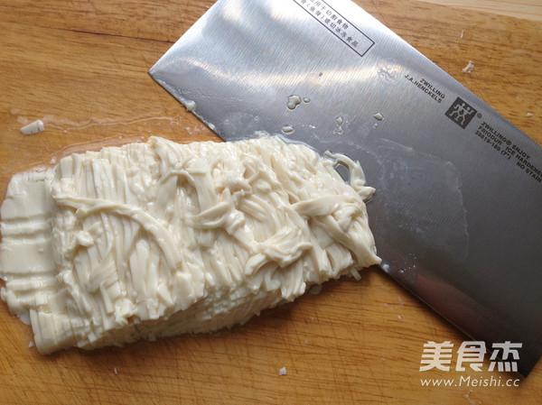 文思豆腐羹的简单做法