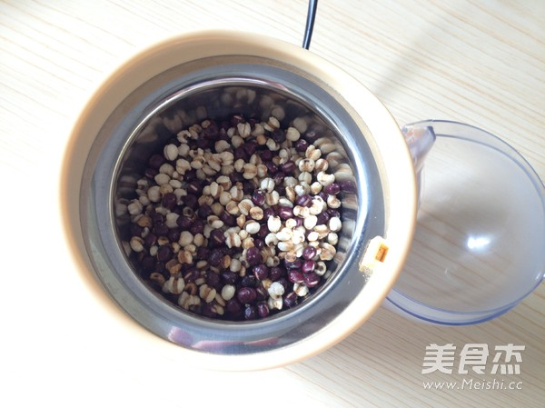红豆薏米粉怎么吃