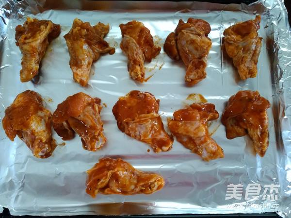 香烤鸡翅根的家常做法