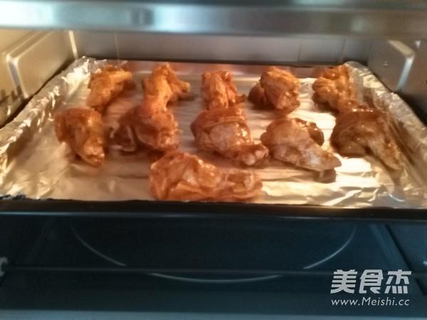 香烤鸡翅根的简单做法