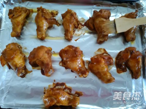香烤鸡翅根怎么吃