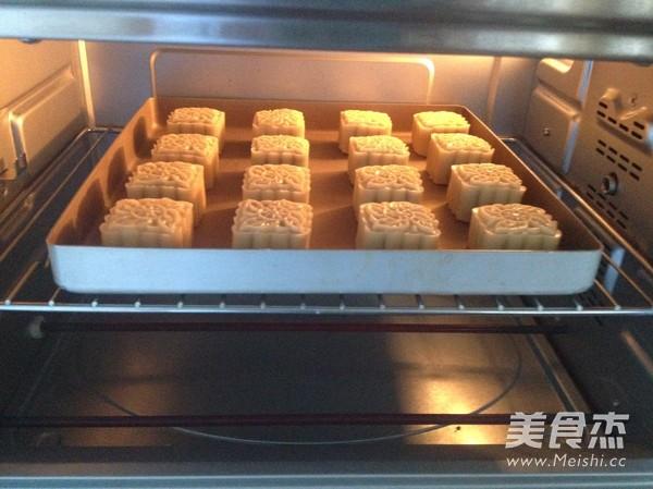 广式红豆沙月饼怎样炒