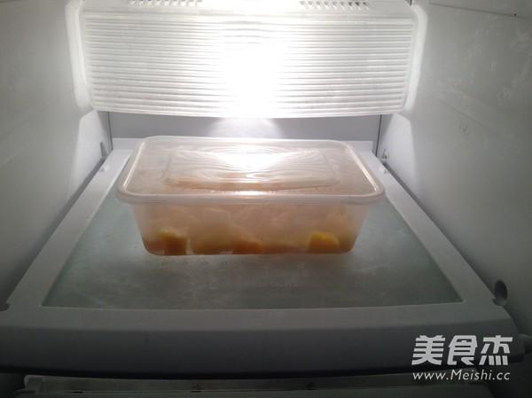 芒果冰淇淋的家常做法
