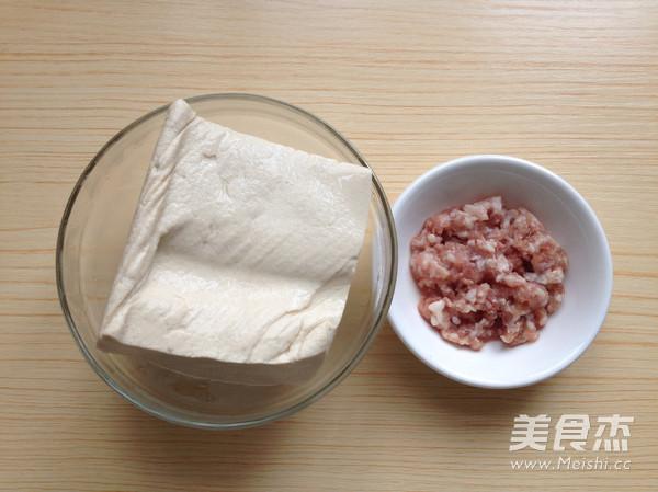 肉末豆腐的做法大全