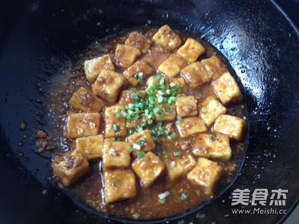 肉末豆腐怎样煸