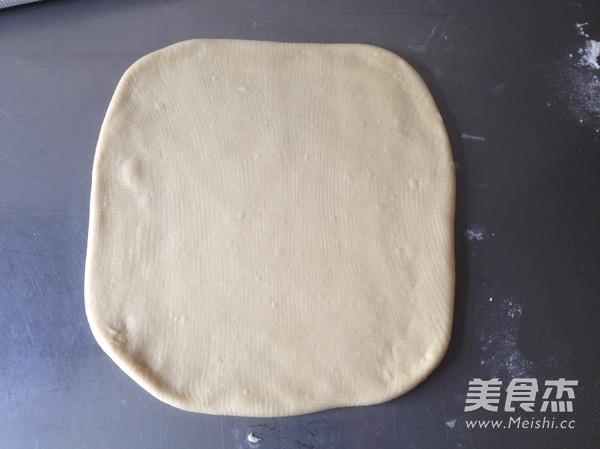 香葱肉松面包卷怎么煮