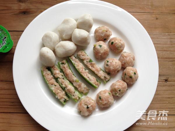 菌菇火锅的简单做法