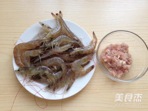 鲜虾小肉饼的做法大全