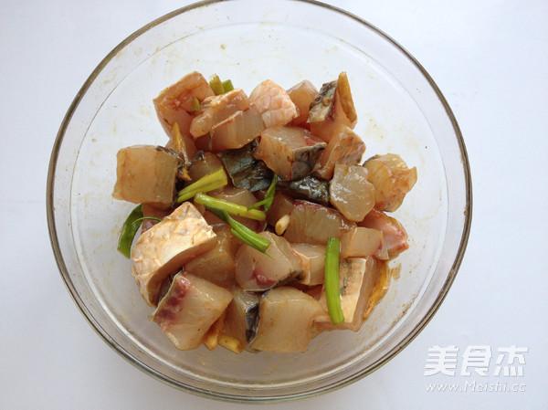 辣子鱼块的简单做法