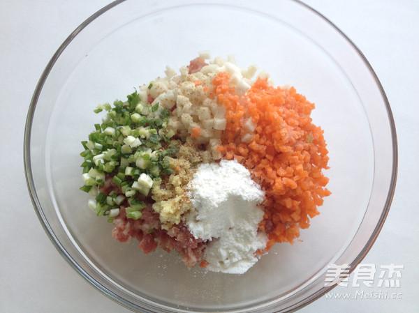 肉末鸡蛋卷的简单做法