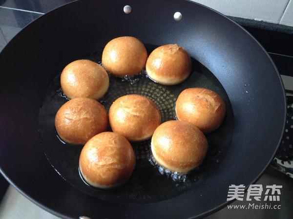 油炸小面包怎么煮