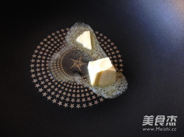 黑芝麻花生牛轧糖的做法图解