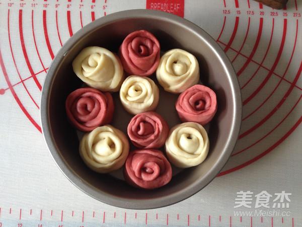 玫瑰花面包怎样炒